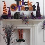 Decorando para el otoño y Halloween