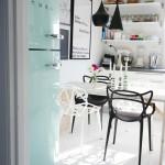 Materiales y colores en la cocina
