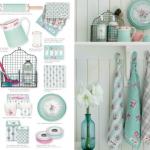 Selección de tazas de porcelana
