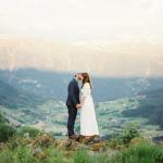 Una boda de lo más sencilla