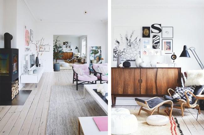 Chill decoraci n vivienda con detalles y personalidad - Decorar casa estilo nordico ...