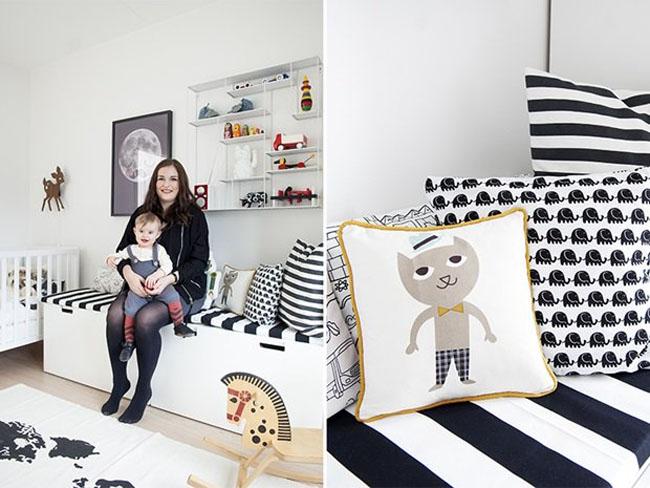 habitaciones infantiles nordicas Dormitorios Infantiles Nordicos Free Lo Mejor De Decoraci N