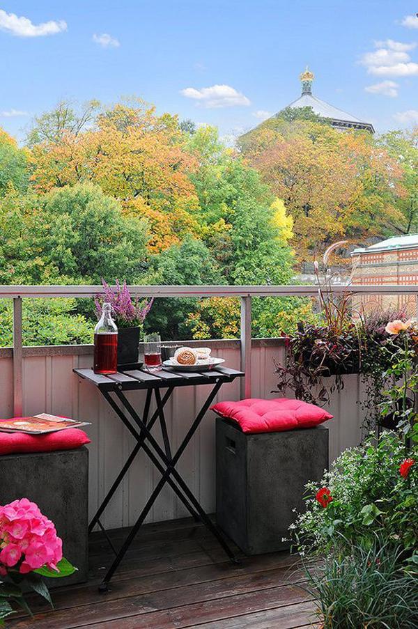 Terrazas estilo escandinavo for Terrazas bonitas