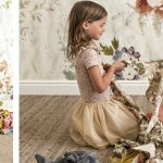 Tipi con telas para dormitorio infantil