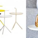 Mesa DLM de Hay, mobiliario escandinavo