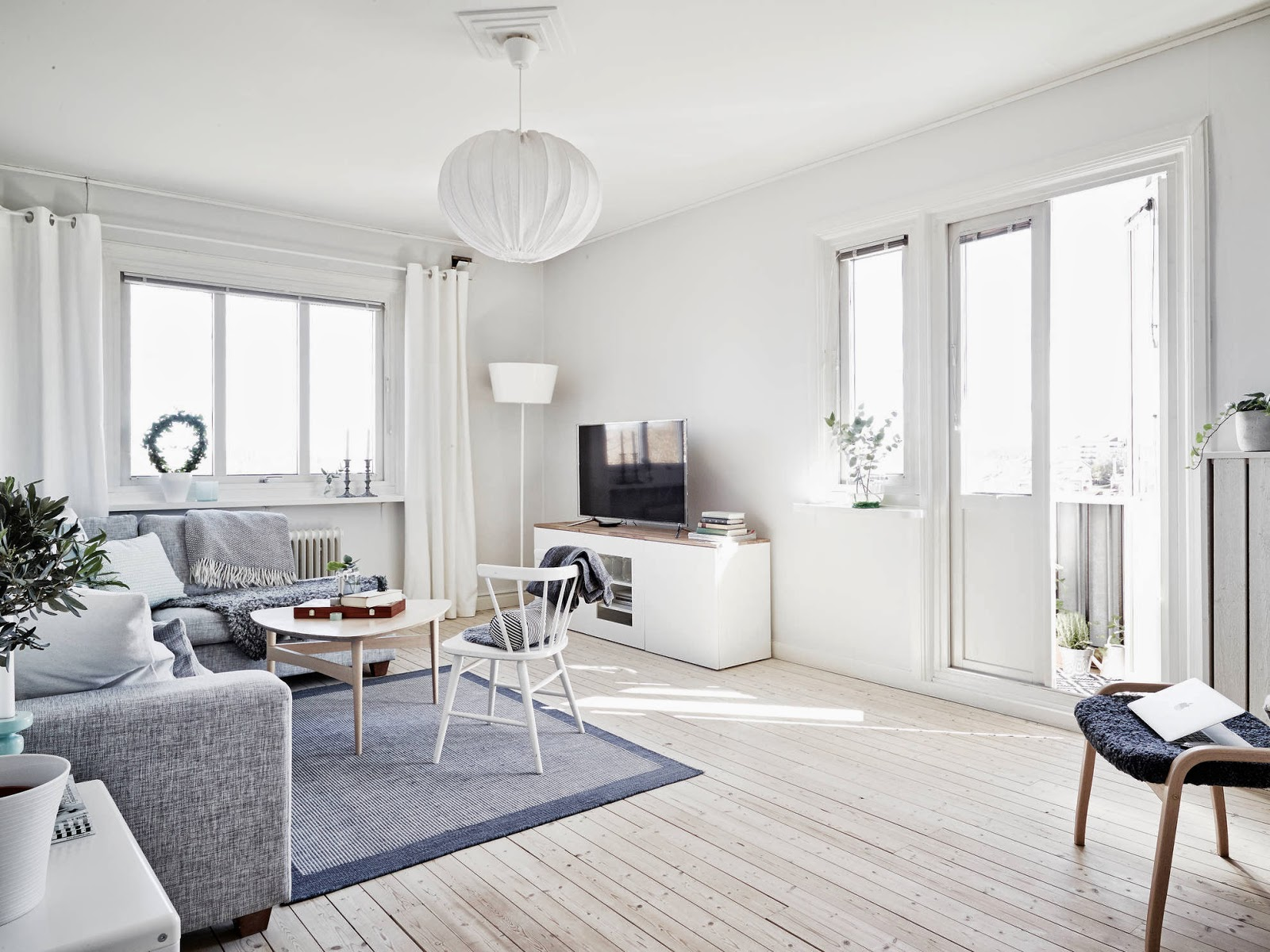 Simple apartment layout: simple ways to decorate a small apartment ...