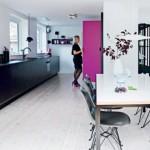 Colores vibrantes en la decoración