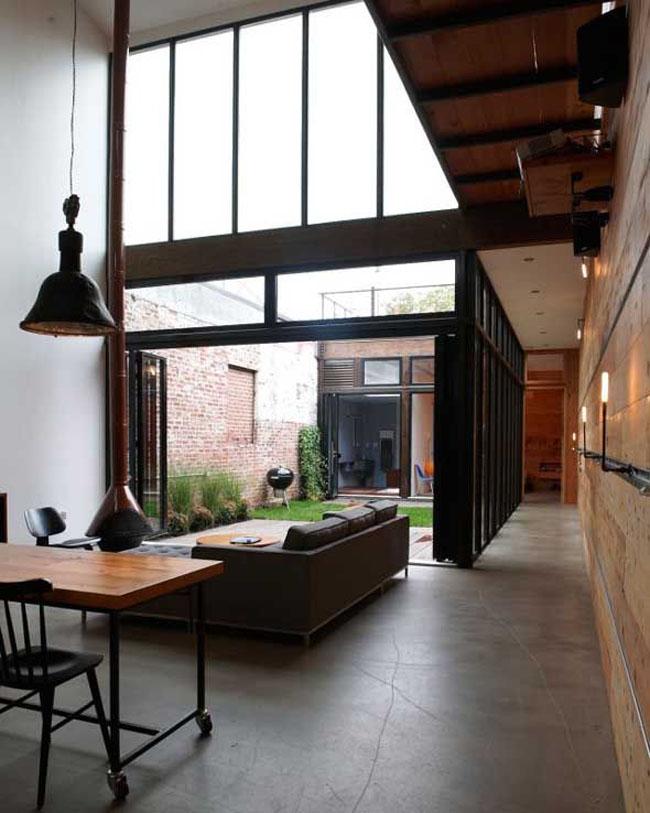 Patios interiores estilo escandinavo - Plantas para patios interiores ...