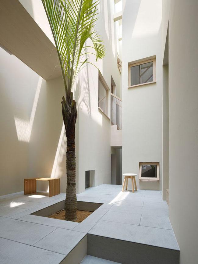Patios interiores estilo escandinavo - Patio interior decoracion ...