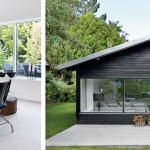 Una casa elegante y sencilla