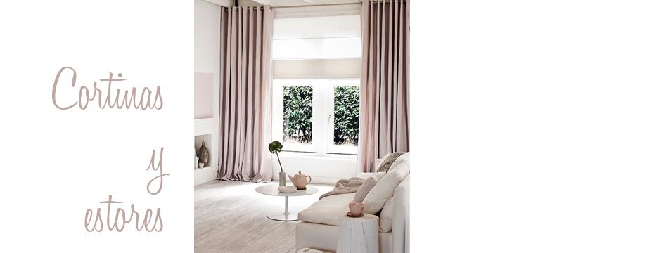 Estores y cortinas en la decoración escandinava