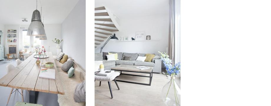 Decorando con muebles recuperados