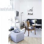 Una casa femenina y detallista