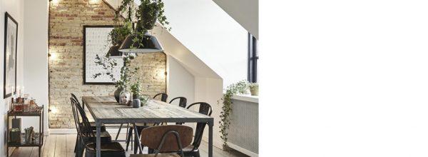 Un apartamento con mucho estilo y personalidad