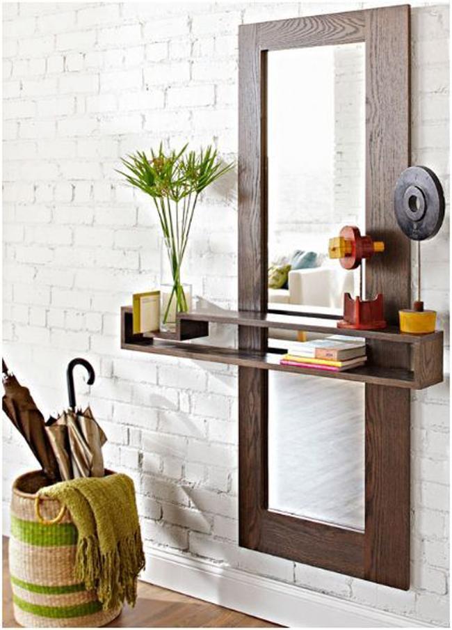 Muebles recibidores y tips para decorar viviendas pequeñas | Estilo ...