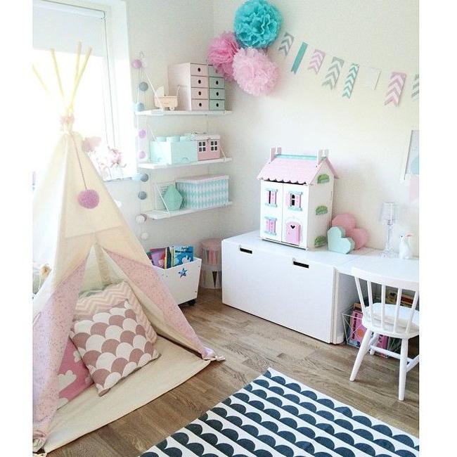dormitorios infantiles estilo escandinavo On dormitorios infantiles ikea