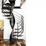 Escaleras de caracol, todo un arte