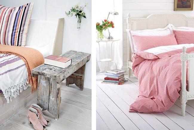 Ideas para decorar un dormitorio n rdico estilo escandinavo for Habitaciones decoracion nordica