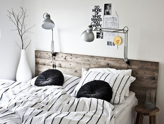 Ideas para decorar un dormitorio n rdico estilo escandinavo for Decoracion dormitorio estilo nordico