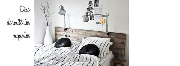 Ideas para decorar un dormitorio nórdico