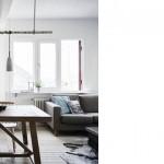 Vivienda con amplio salón-cocina-comedor
