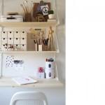 Inspiración para escritorios pequeños