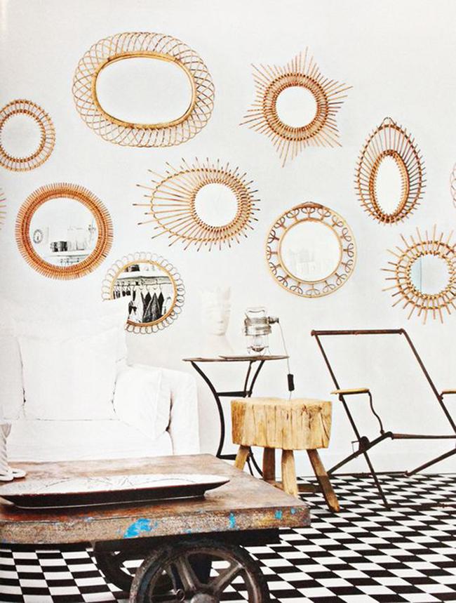 qu os parece esta tendencia para decorar las paredes