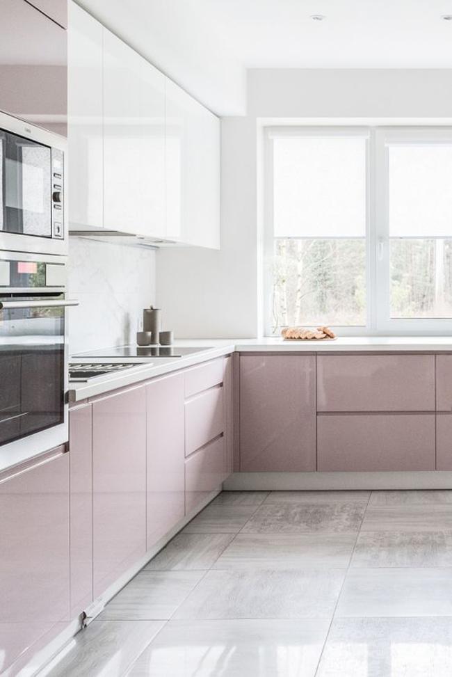 Muebles de cocina en color | Estilo Escandinavo