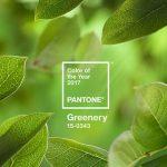 Pantone y su color del año: en 2017 será el Greenery