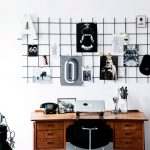 Rejillas metálicas: original elemento para decorar las paredes