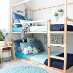 Dormitorios infantiles compartidos, ¡la familia crece!