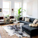 Es tendencia…superponer alfombras