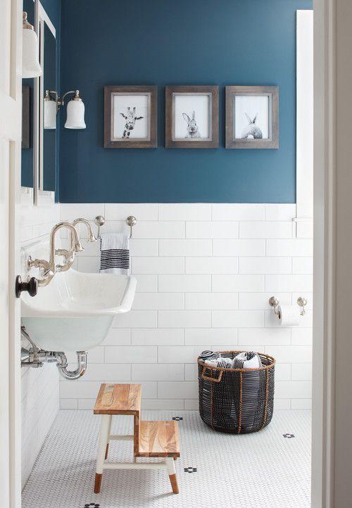 decoración baño | Estilo Escandinavo
