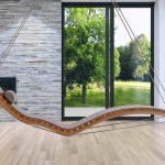 Mueble exterior para el descanso