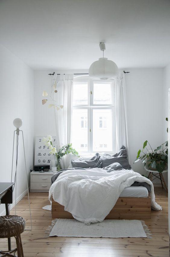 Sillas para el dormitorio estilo escandinavo for Sillas de dormitorio