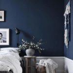 Cómo combinar el azul marino en decoración