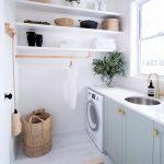 Inspiración para crear un cuarto de lavado
