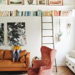 Tips para decorar con libros