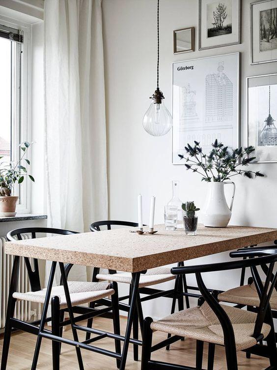 mesa comedor | Estilo Escandinavo