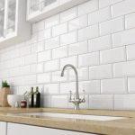 Azulejos: ejemplos para colocar en la cocina