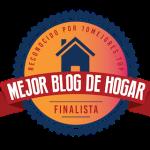 Finalista mejor Blog de Hogar